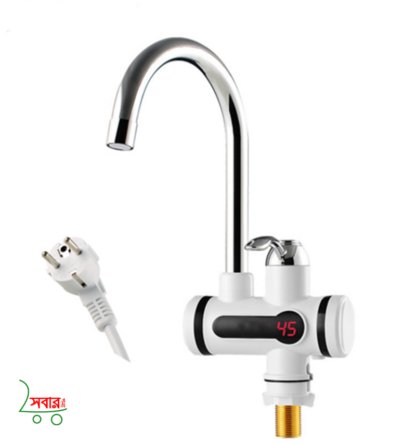 Instant Hot Water Tap with LED Display