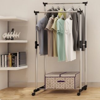 Double Layer Shoe Rack