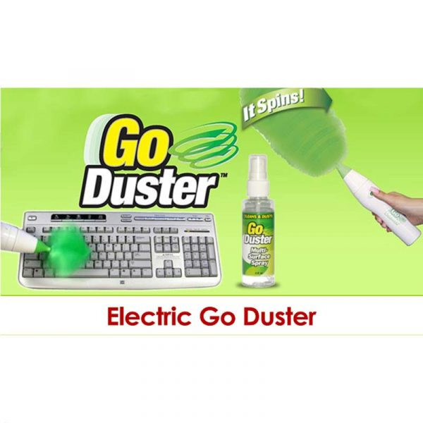 Electric Go Spin Duster