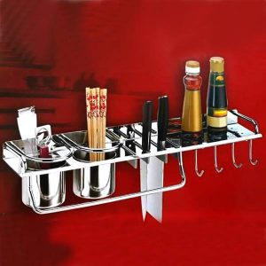 Full S S Kitchen Rack