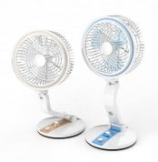 2 in 1 Rechargeable Fan & Light