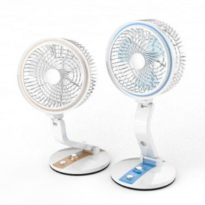 2 in 1 Rechargeable Fan & Light