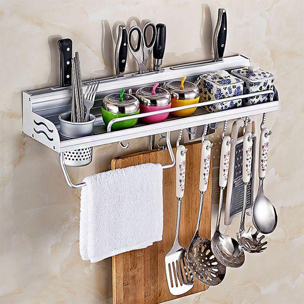 Kitchen salves aluminium 1