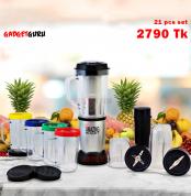 Amazing Bullet Blender / Mixer / Juicer / Grinder Multipurpose Food Processor
