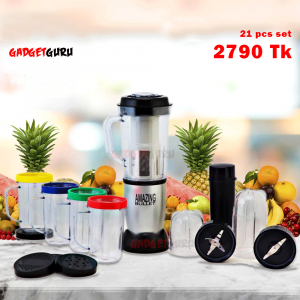Amazing Bullet Blender / Mixer / Juicer / Grinder Multipurpose Food Processor