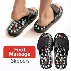Foot Massage Slippers Reflex Footwear