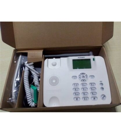 Single Sim supported Land Phone With FM