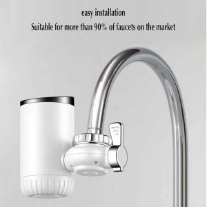 Kitchen Basin Hot Water Tap – Digital