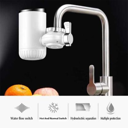 Kitchen Basin Hot Water Tap – Digital