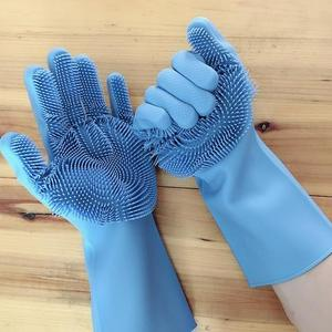 Silicon Hand Gloves Pest