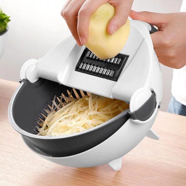 Magic Vegetable Cutter