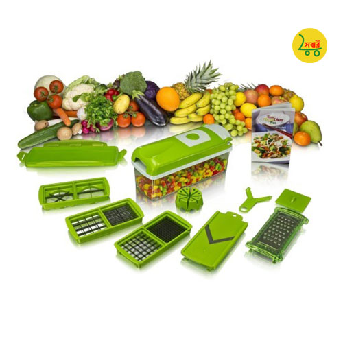 Nicer Dicer Plus Multi Chopper Slicer