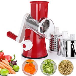 Rotary Vegetable Cutter -Slicer Dicer Grater